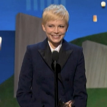 Michelle Williams Independent Spirit Awards 2012 (Video)