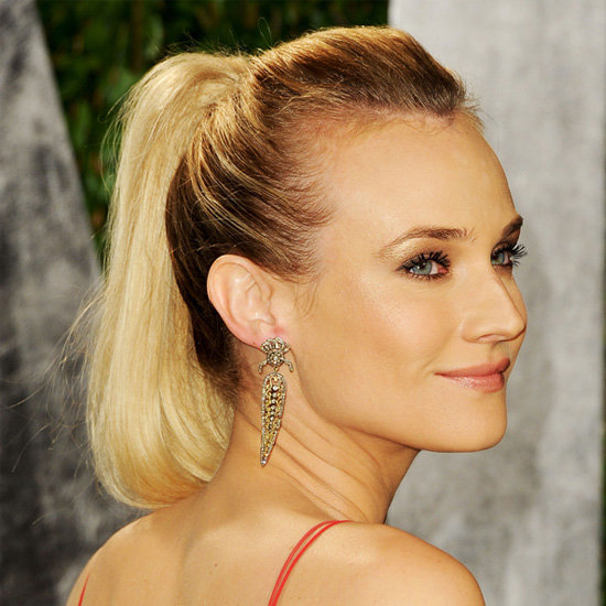 Diane Kruger From the Side