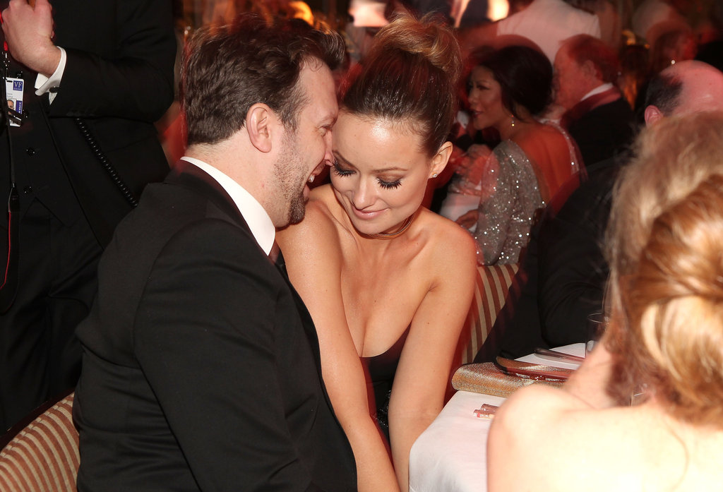 Jason Sudeikis and Olivia Wilde