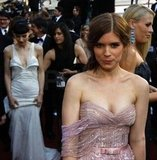 Kate Mara led the way for her nominee sister, Rooney Mara.