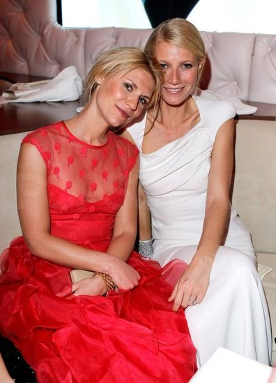 Claire Danes, Gwyneth Paltrow