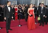 Natalie Portman's man Benjamin Millepied was awed by her ensemble.
