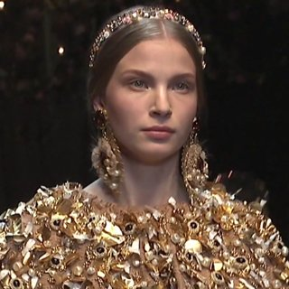 Runway Video from Dolce & Gabbana at 2012 A/W MilanFashion Week