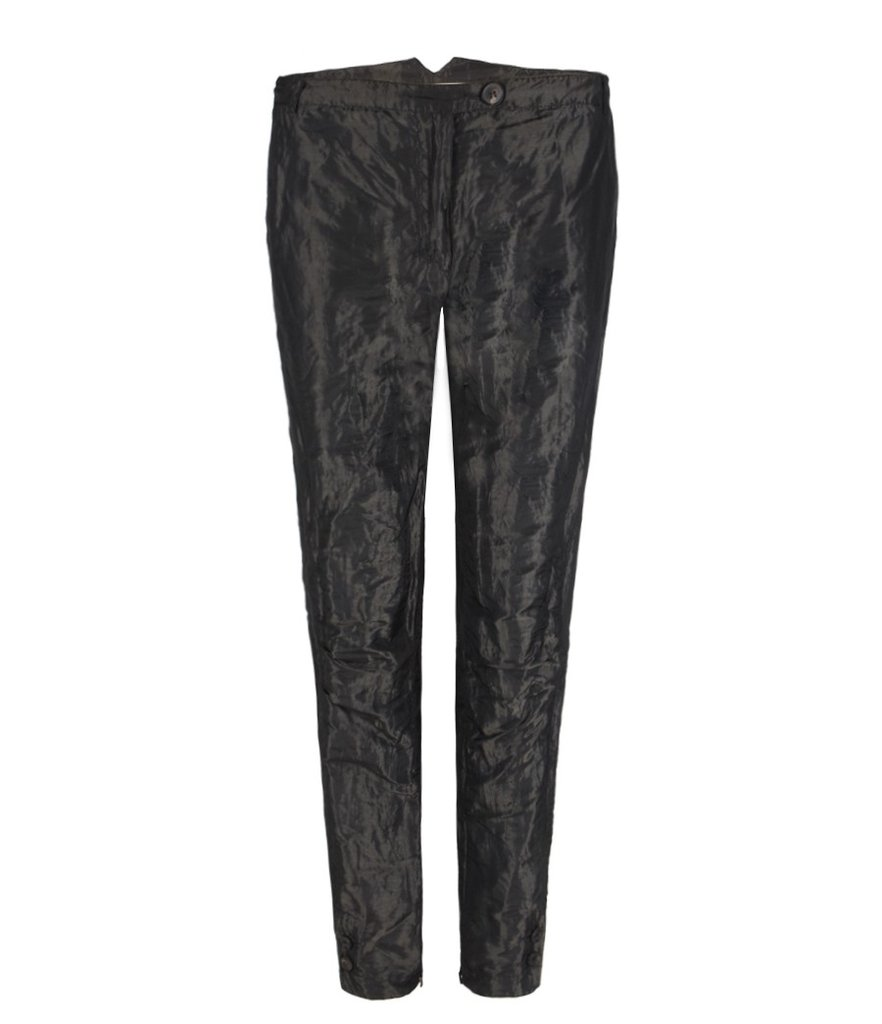 This is a great classic trouser silhouette juxtaposed with silvery metallic inflects, perfect for a more formal menswear-inspired look. AllSaints Arundel Pants ($225)