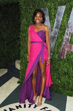 Venus Williams rocked a seriously sexy look in barely there Christiane King.