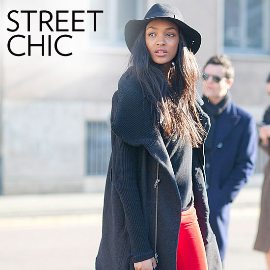 Oh Snap! 60 of MFW's Chicest Street Stylers