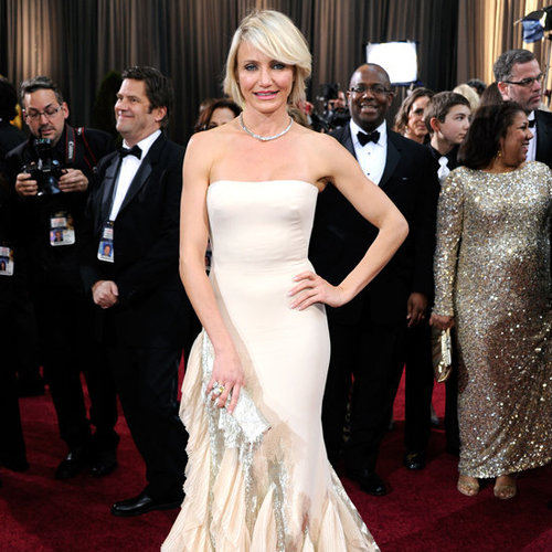 Best Bodies at 2012 Oscars