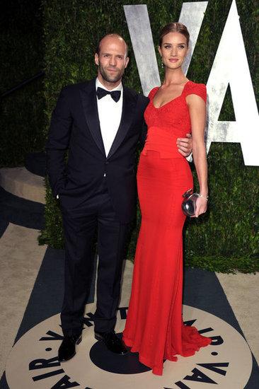 Jason Statham and Rosie Huntington-Whiteley