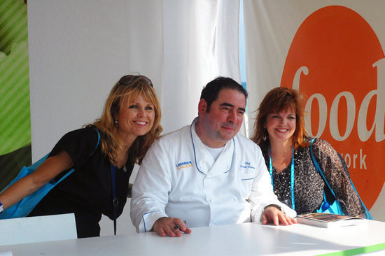 Emeril Signing Books
