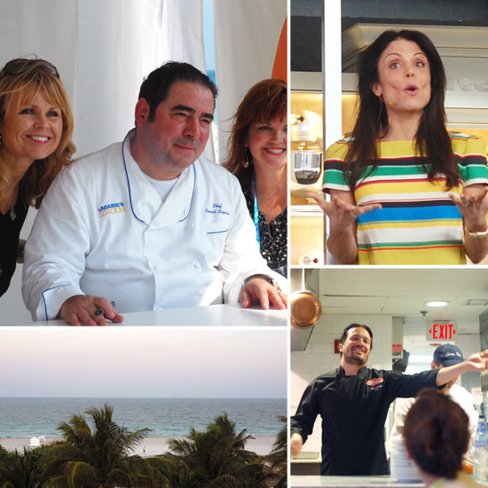 Spotted in SOBE: Culinary Personalities From A to Z