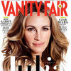 Julia Roberts Pictures on Vanity Fair April 2012