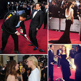 PopSugar's 10 Favorite Oscars Red-Carpet Moments — From the Scene!
