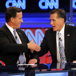 Rick Santorum and Mitt Romney on Women's Issues