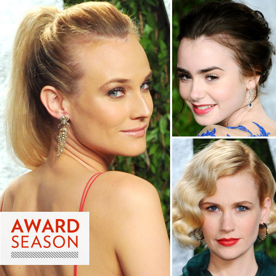 2012 Oscars: Beauty Looks From Vanity Fair's After Party