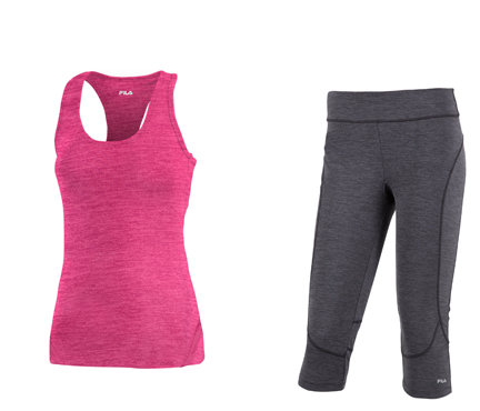 Fila Body Toning Workout Wear