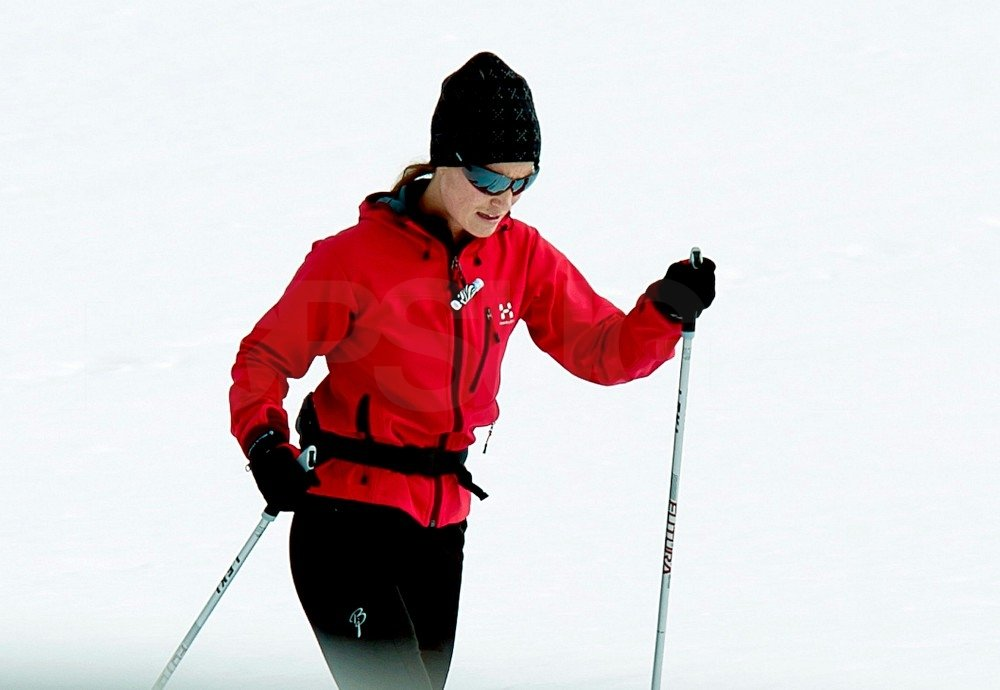 Pippa Middleton went skiing.