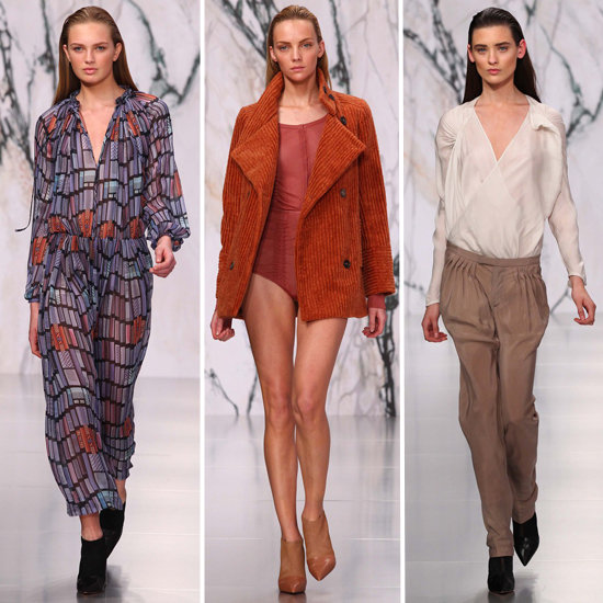 See by Chloé Runway Fall 2012