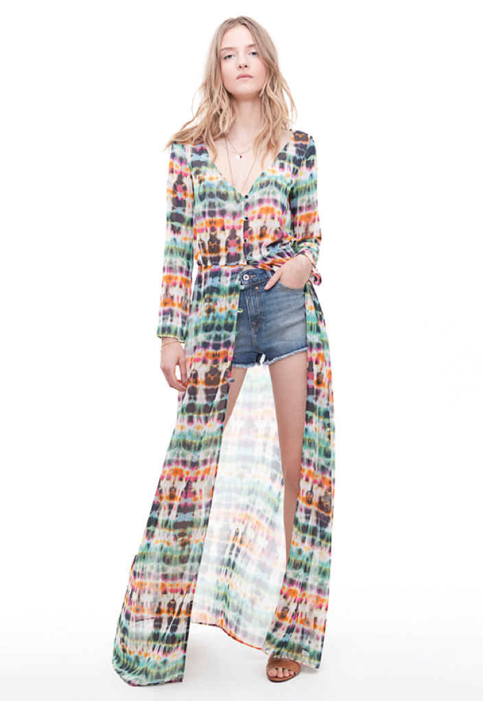 Zara's TRF March Collection Shows Fun Festival Looks