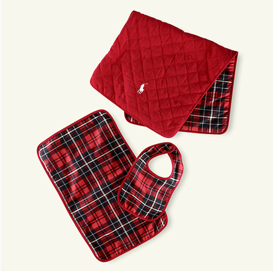Ralph Lauren Changing Set ($35)