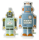 Ferm Living Robot Pillows ($45-$57)