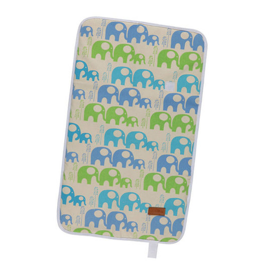 Apple & Bee Nappy Mat ($30)