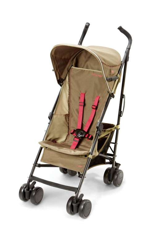 An Umbrella Stroller