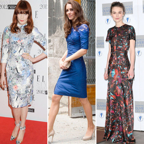 Kate Middleton, Michelle Williams Celebrities love Erdem