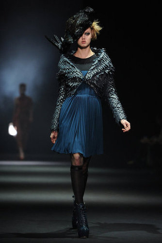 John Galliano Runway 2012 Fall