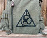 Hunger Games/Harry Potter Rucksack Bag ($83)