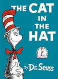 The most famous of his creature brood, The Cat in the Hat makes mischief for a couple of children home alone.