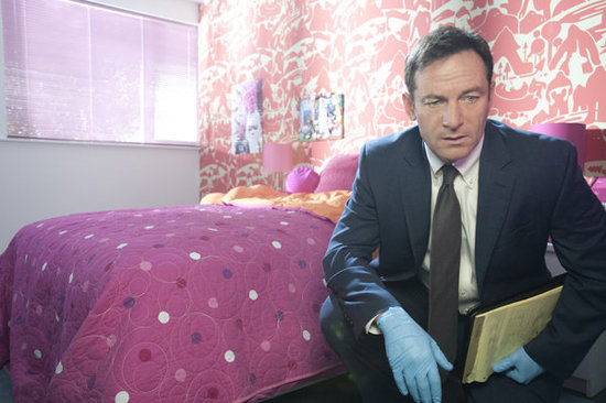 Jason Isaacs as Michael Britten in Awake. Photo courtesy of NBC