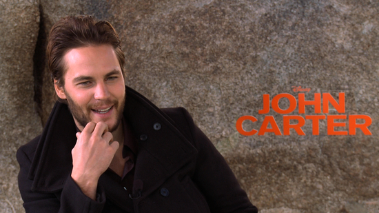 Video: Taylor Kitsch Talks Heartthrob Status and Friday Night Lights Movie