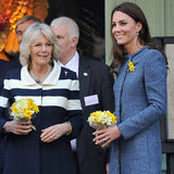 Kate Middleton Pictures With Queen Elizabeth II and Camilla Parker Bowles