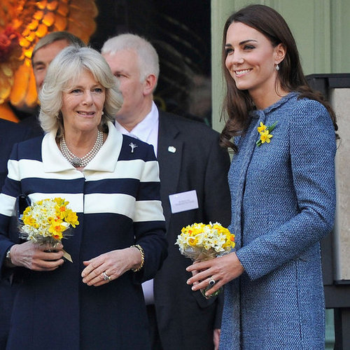 Kate Middleton Pictures With Queen Elizabeth and Camilla