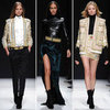 Balmain Runway Fall 2012