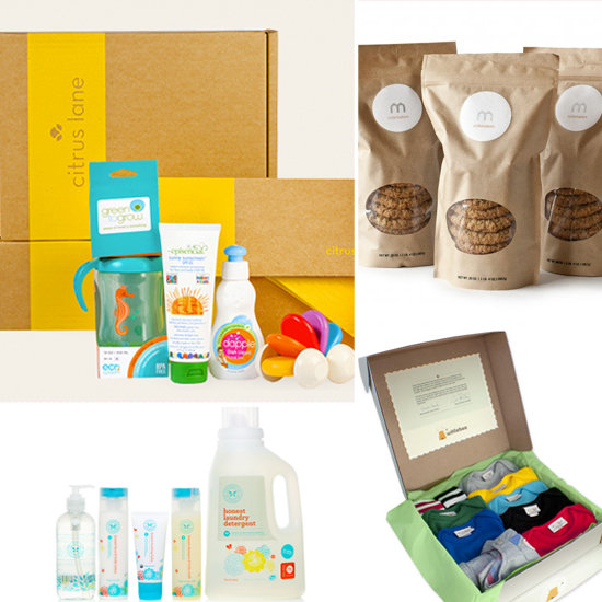 Gifts That Keep Giving! 6 Subscription Services Just For New Moms