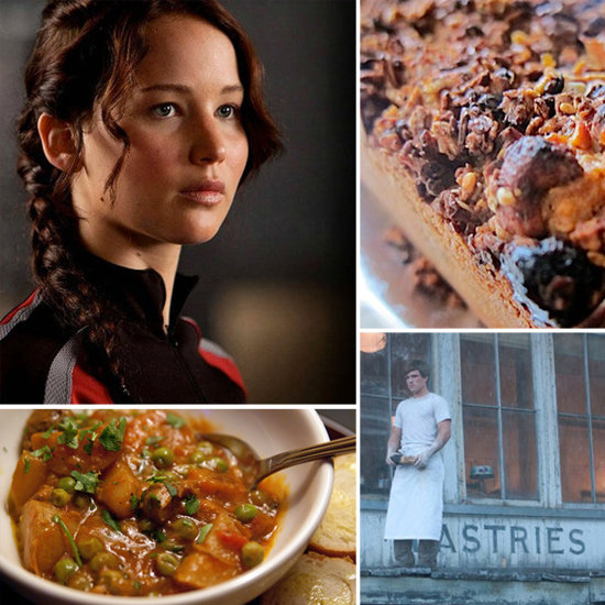Healthy Recipes Inspired by the Hunger Games