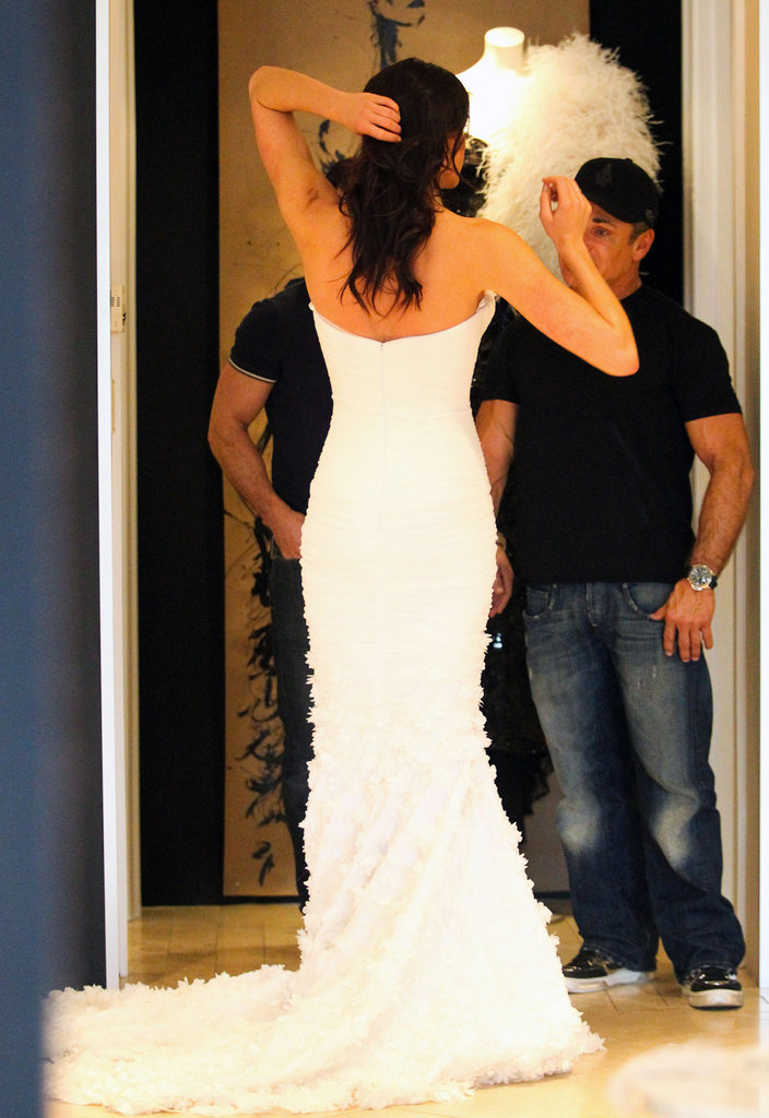 Courtney Tries on a Wedding Dress — Is She the One For Bachelor Ben?