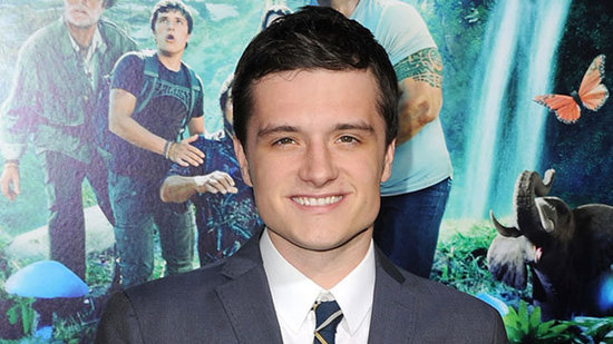 "Video: Josh Hutcherson Says Hunger Games Is ""Defenseless"" Against Twilight Vampires"