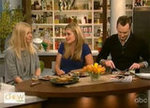 "Gwyneth Paltrow Tells Mario Batali, ""I Eat Whatever I Want"""