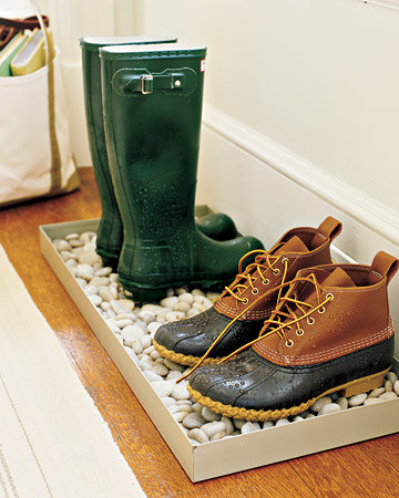 Try a Boot Tray