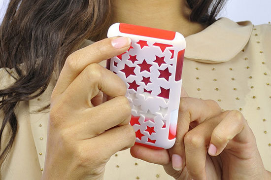 Star Bright iPod Touch case ($33)