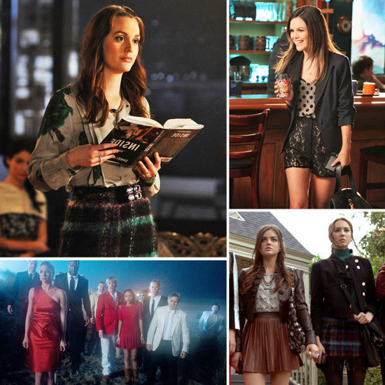 Time to catch up on the latest batch of stylish Spring TV moments. From Revenge to Hart of Dixie, there's more than a few TV-based looks to cull inspiration from.
