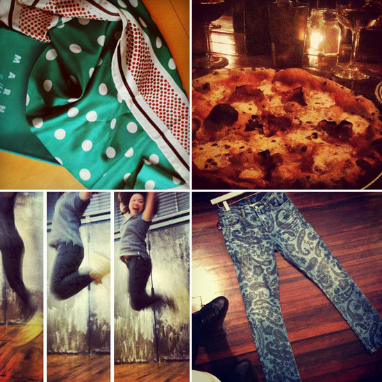 Instagram Fashion Photos February 27, 2012
