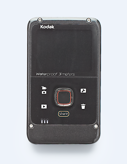 Kodak Playfull Waterproof Camera ($120)