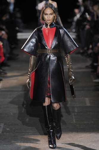 Givenchy Fall 2012 Runway