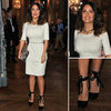 Salma Hayek at Fall 2012 Paris Fashion Week