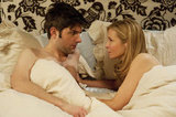 Adam Scott and Jennifer Westfeldt in Friends With Kids. Photo courtesy of Roadside Attractions
