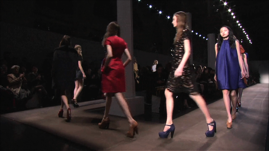 Watch the Fall 2012 Carven Runway Right Now!