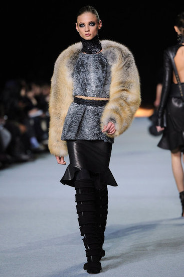 Kanye West Runway 2012 Fall